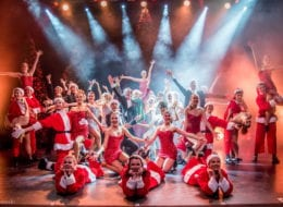 Die große Weihnachts-Show 12.11.-27.12., Theater First Stage