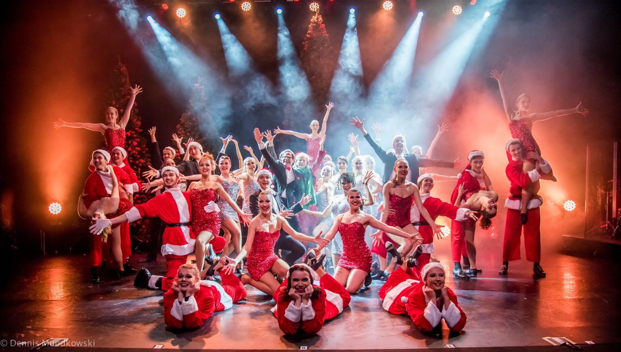 Die große Weihnachts-Show 12.11.-27.12., Theater First Stage | OXMOX ...