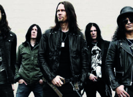 OXMOX präsentiert: Slash feat. Myles Kennedy & The Conspirators – 03.03. – Sporthalle