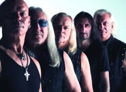 Uriah Heep – Rockende Stehaufmännchen