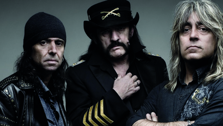 """""""WE ARE MOTÖRHEAD AND WE PLAY ROCK'N'ROLL!"""""""