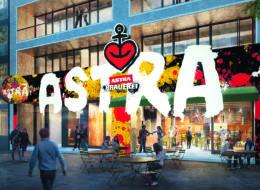 Astra St. Pauli Brauerei