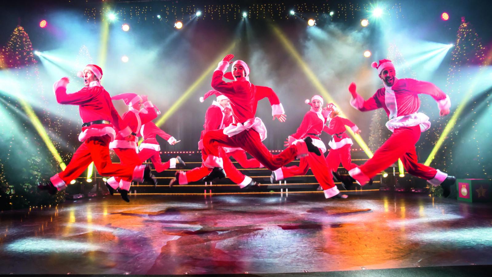 Die große Weihnachts-Show