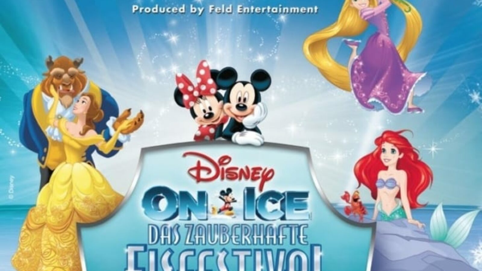 Disney on Ice 16.-18.11., Barclaycard Arena