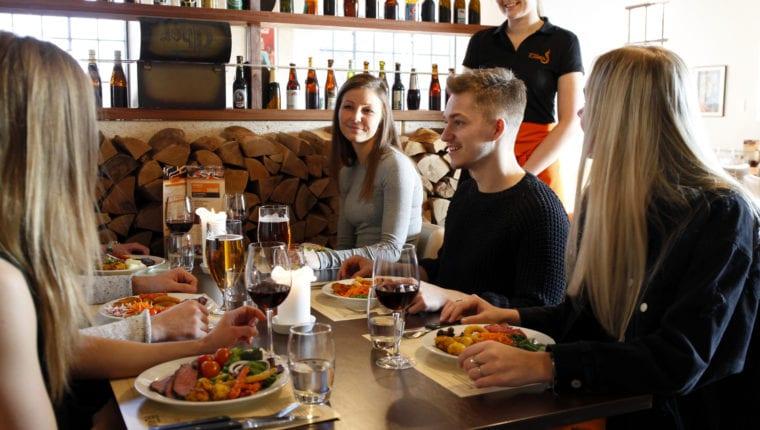 Gastro-Tipp: Restaurant Flammen