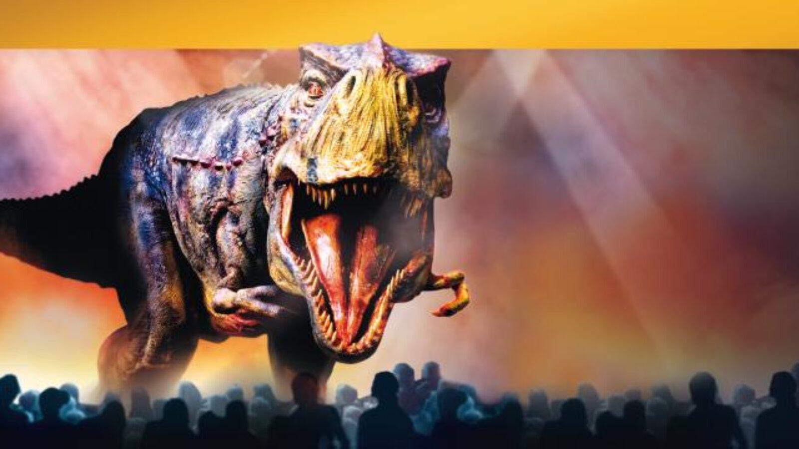 Dinosaurier – Im Reich der Giganten, 01.-03.02., Barclaycard Arena