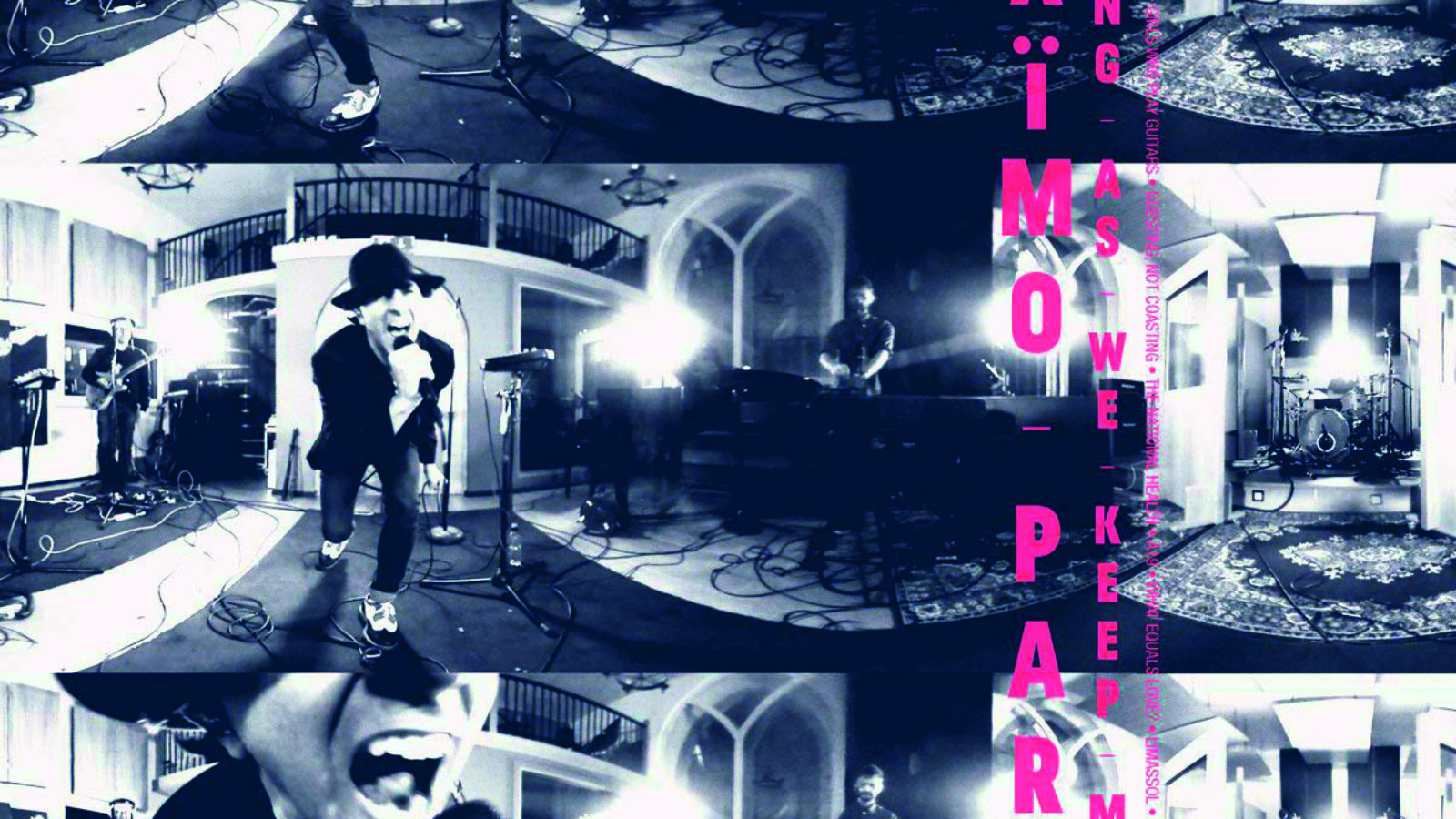 CD der Woche: Maximo Park – As Long As We Keep Moving