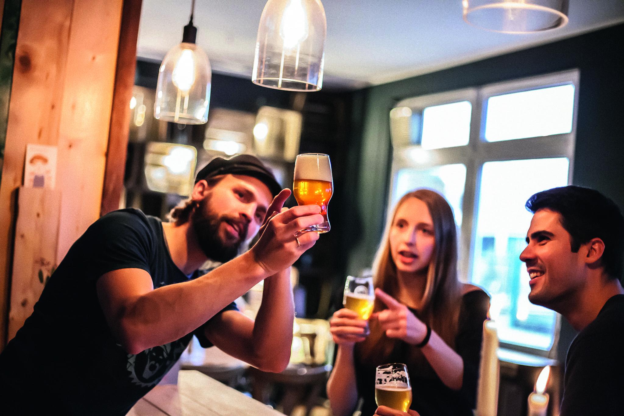 Brauerei2 - Eröffnungsfeier des Wildwuchs Brauwerks Hamburg