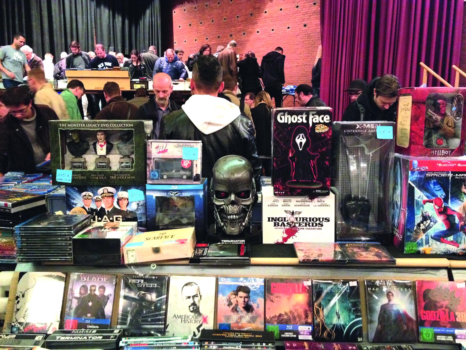 Comic Messe - Das geht in Hamburg