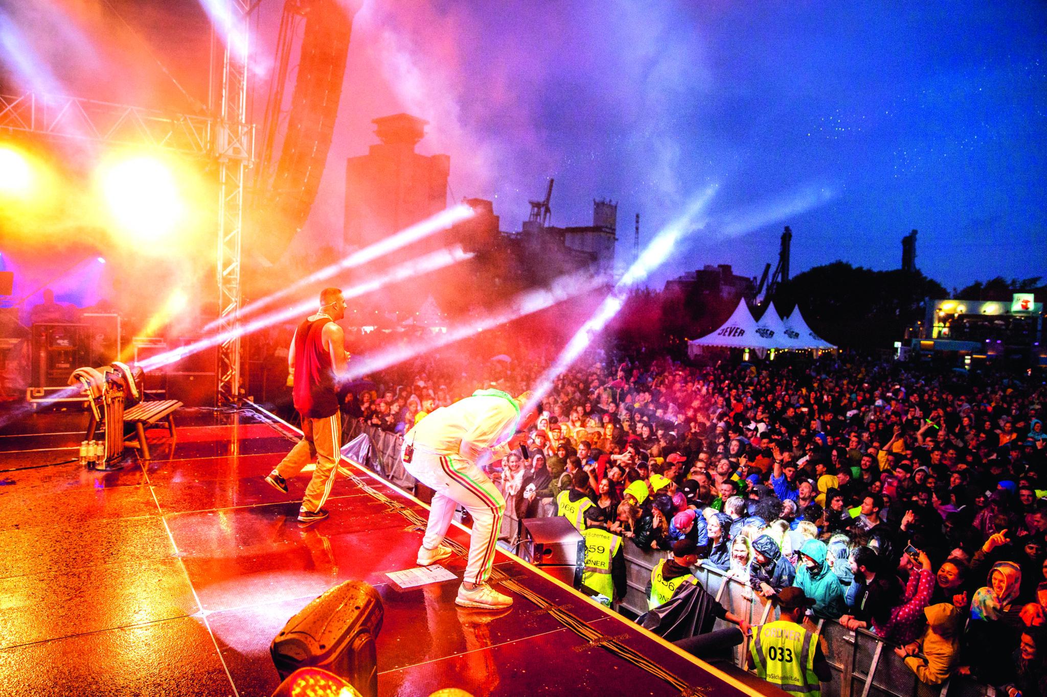 Credit Hinrich Carstensen1 - Die besten Festivals!!! Teil 3 + Verlosung