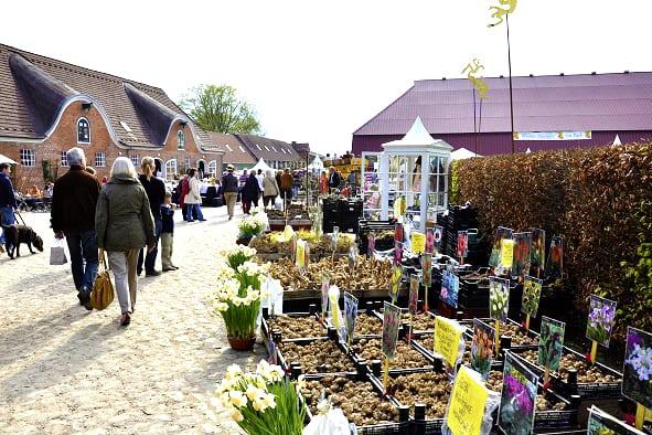 Frühjahrsmarkt Gut Basthorst - Das geht in Hamburg