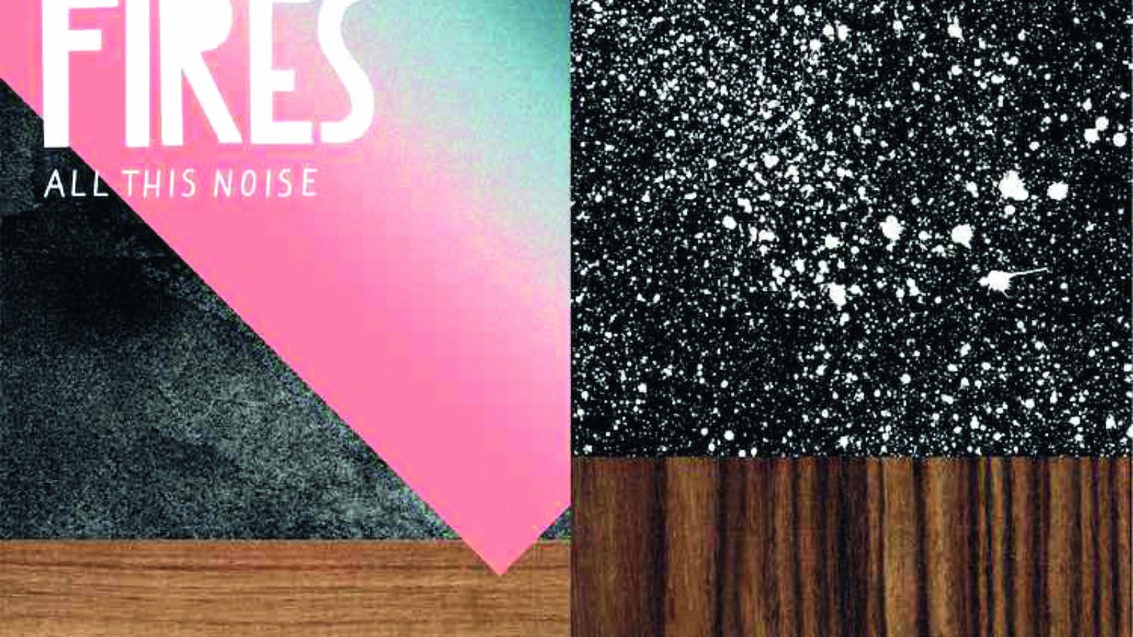 Auf die Ohren: Small Fires – All This Noise