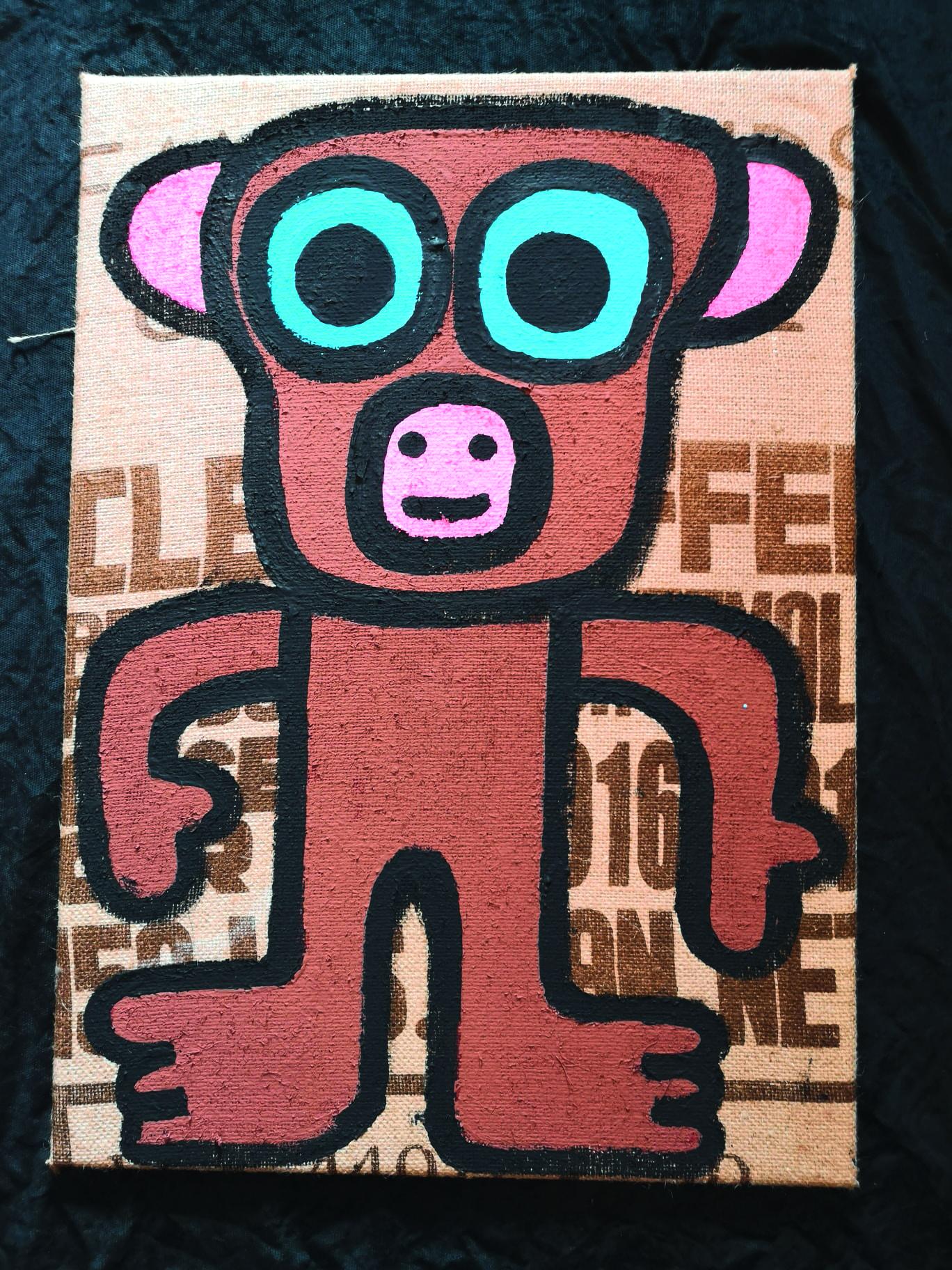 little Monkey Sven Rosé - Das geht in Hamburg !!