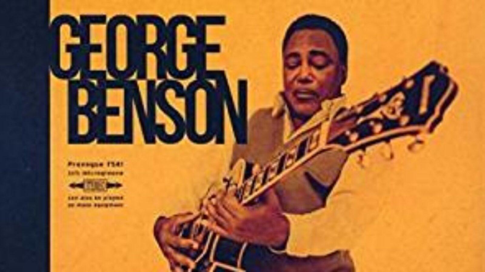 Musik-Tipp: George Benson – Walking to New Orleans
