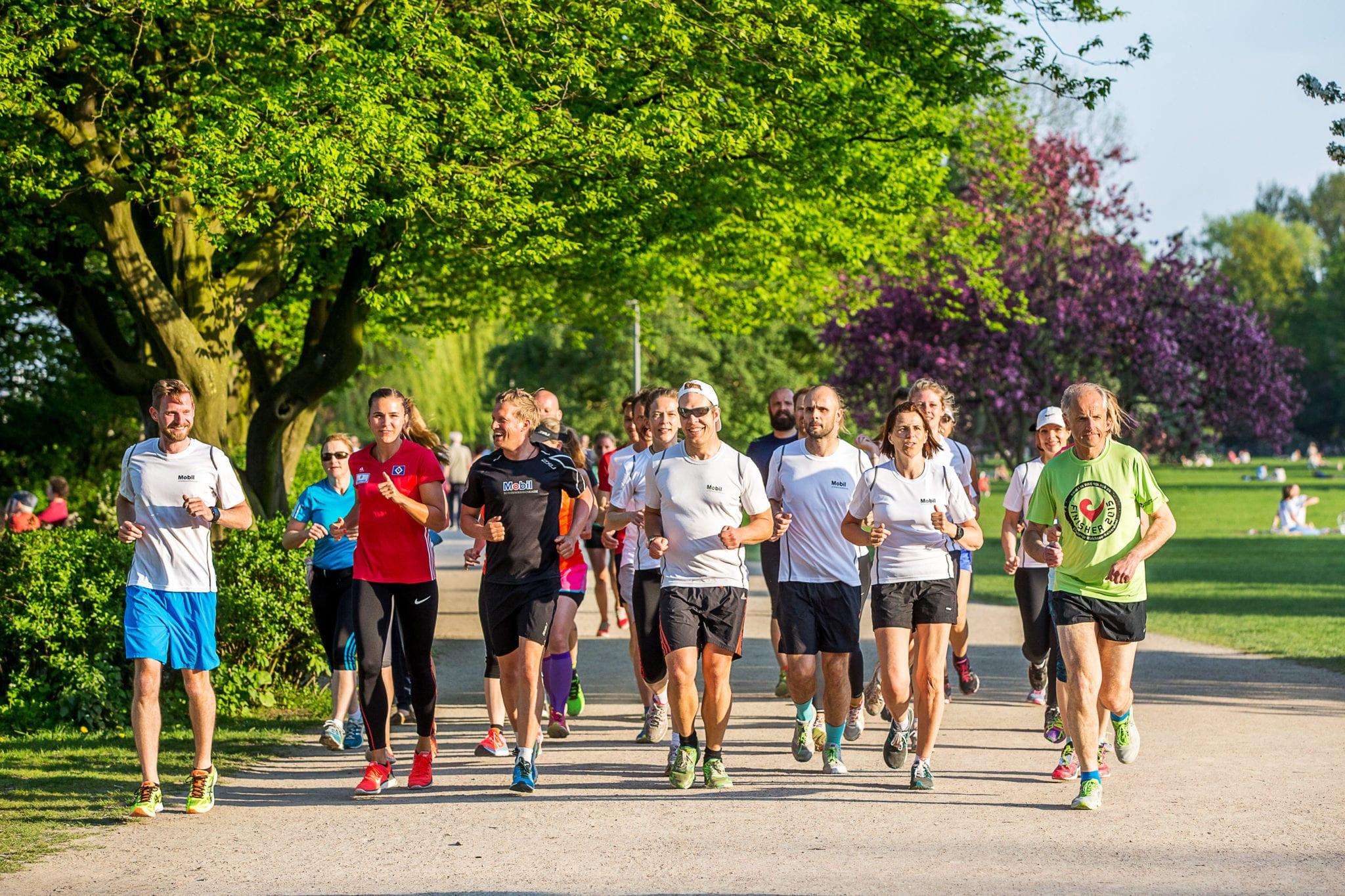BKK Lauftreff Credit Henning Angerer - Auf dem Laufenden mit Pushing Limits