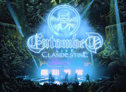 Musik-Tipp: Entombed - Clandestine Live