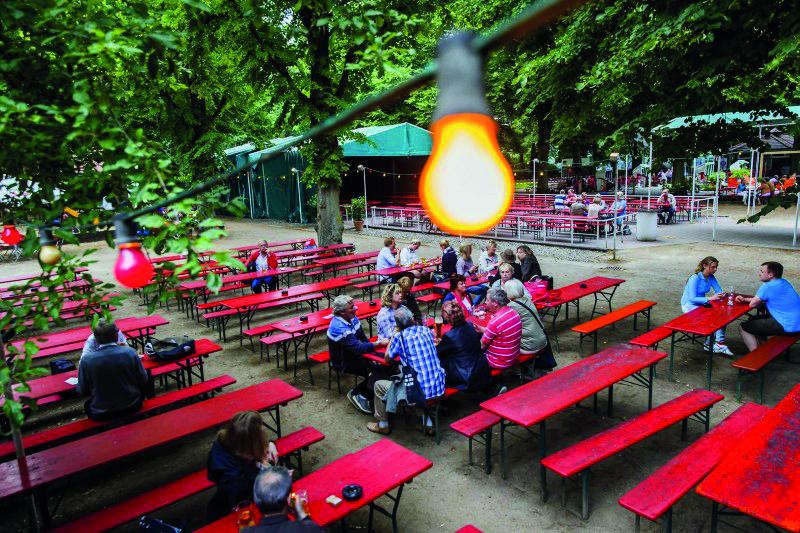 """Landhaus Walter - """"Alsterwasser & Co"""": Die Top 8 Biergärten"""