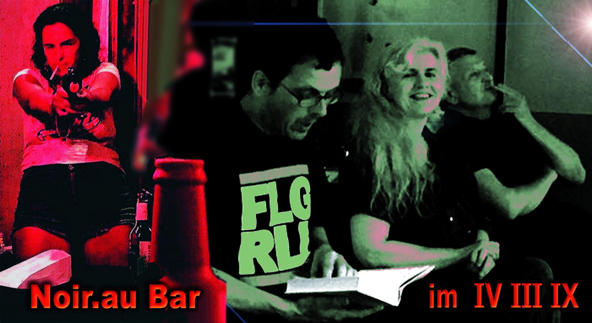 Noir au Bar 2 print - Das geht in Hamburg