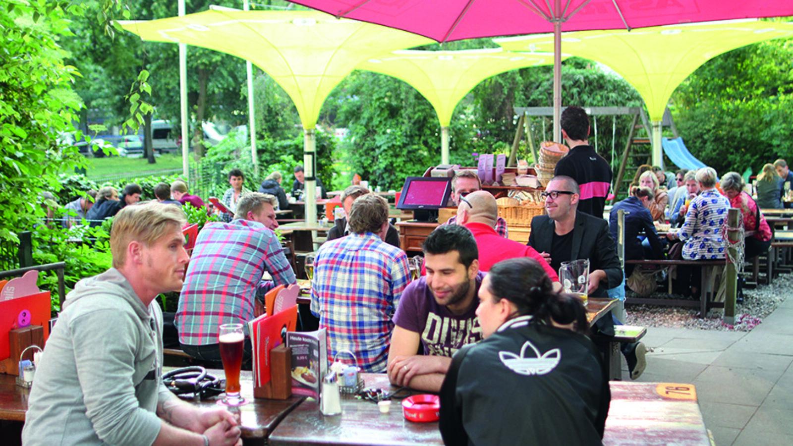 OXMOX Außengastro-Tipp: Restaurant Schweinske