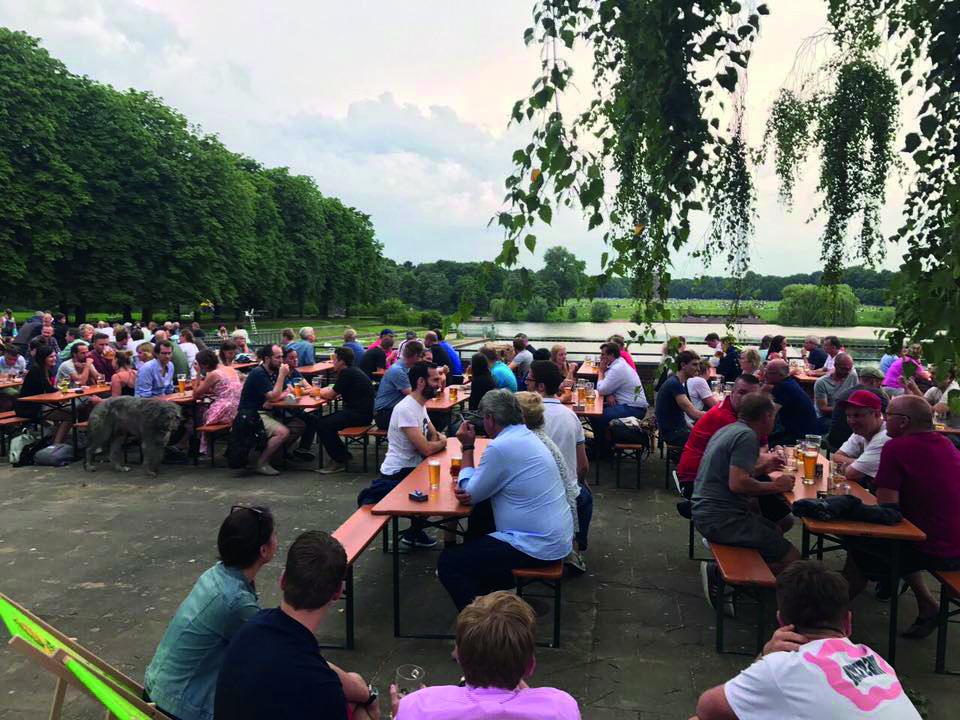 """Sierichs - """"Alsterwasser & Co"""": Die Top 8 Biergärten"""