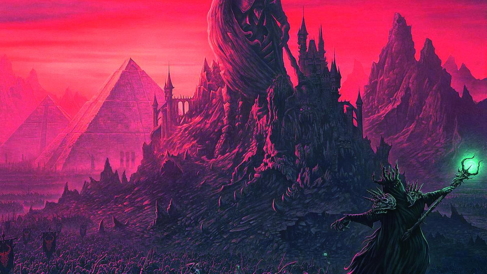 Auf die Ohren: Gloryhammer – Legends From Beyond The Galactic Terrorvortex