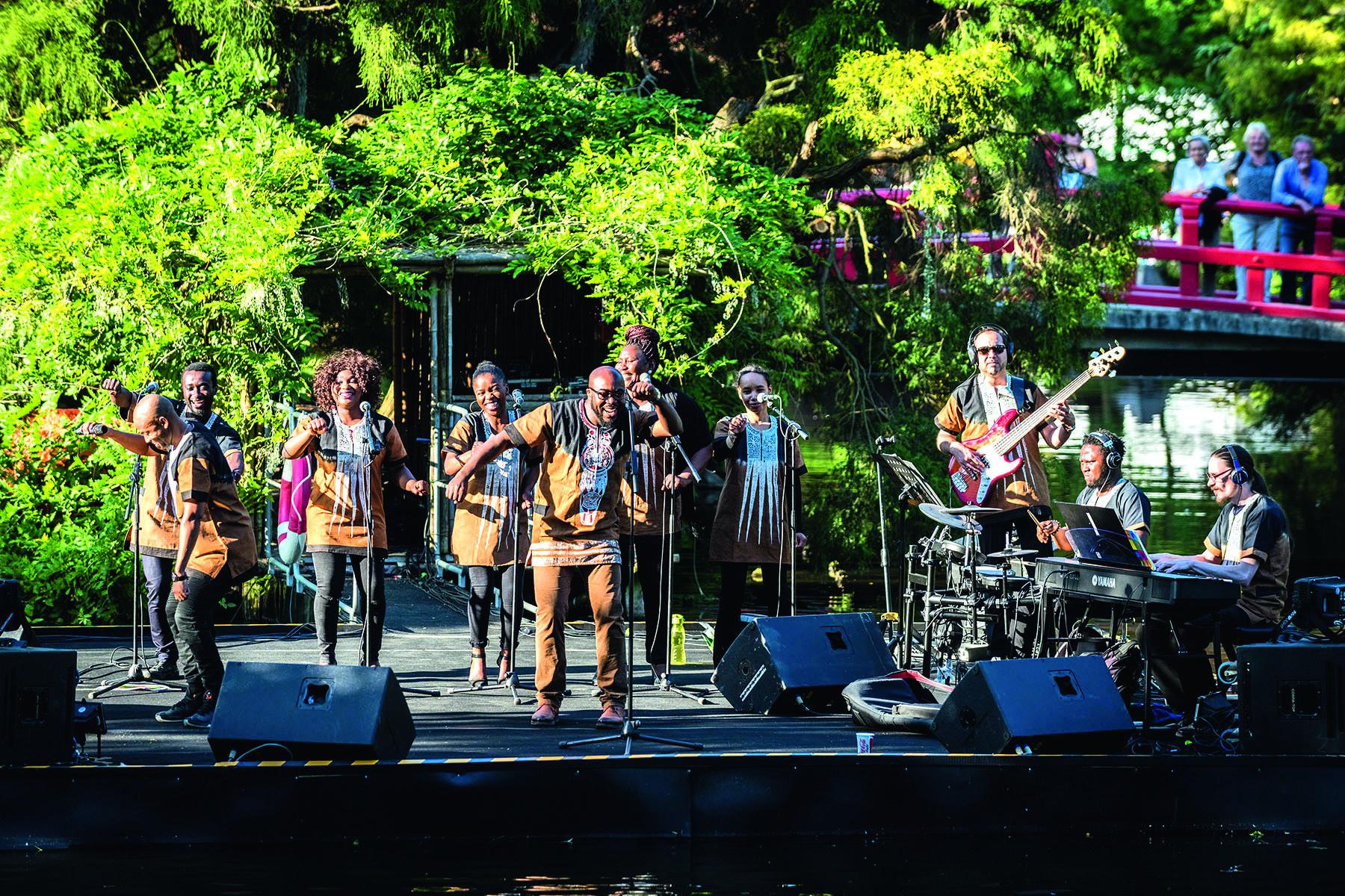 HAG Tierpark in Concert - Verlosung: Die tollsten Freizeitparks