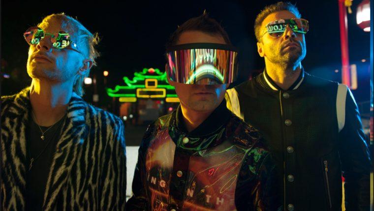Muse kündigen weitere Live-Termine an - Zusatzshow am 10.09. in Berlin