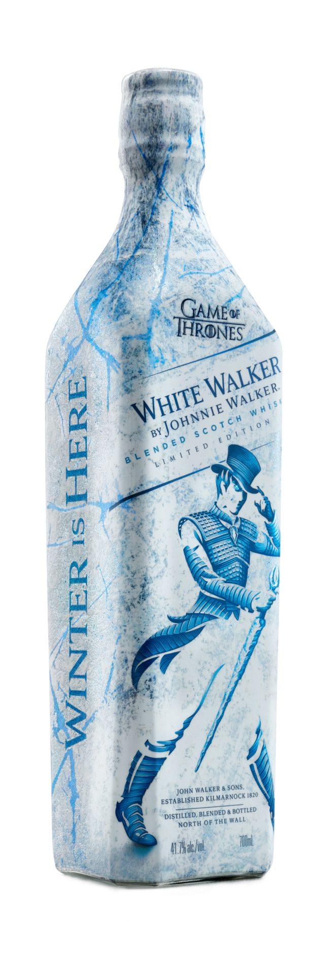 Johnnie Walker's White Walker + Verlosung!