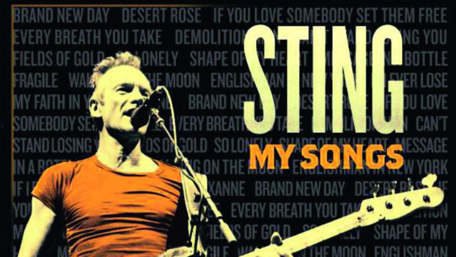Auf die Ohren: Sting – My Songs