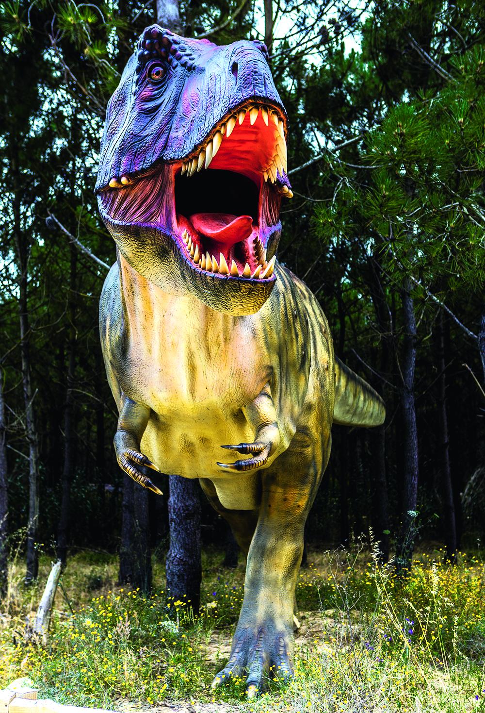T rex - Verlosung: Die tollsten Freizeitparks