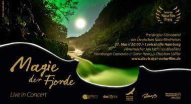 Magie der Fjorde - Live in Concert, Laeiszhalle, 27.05.