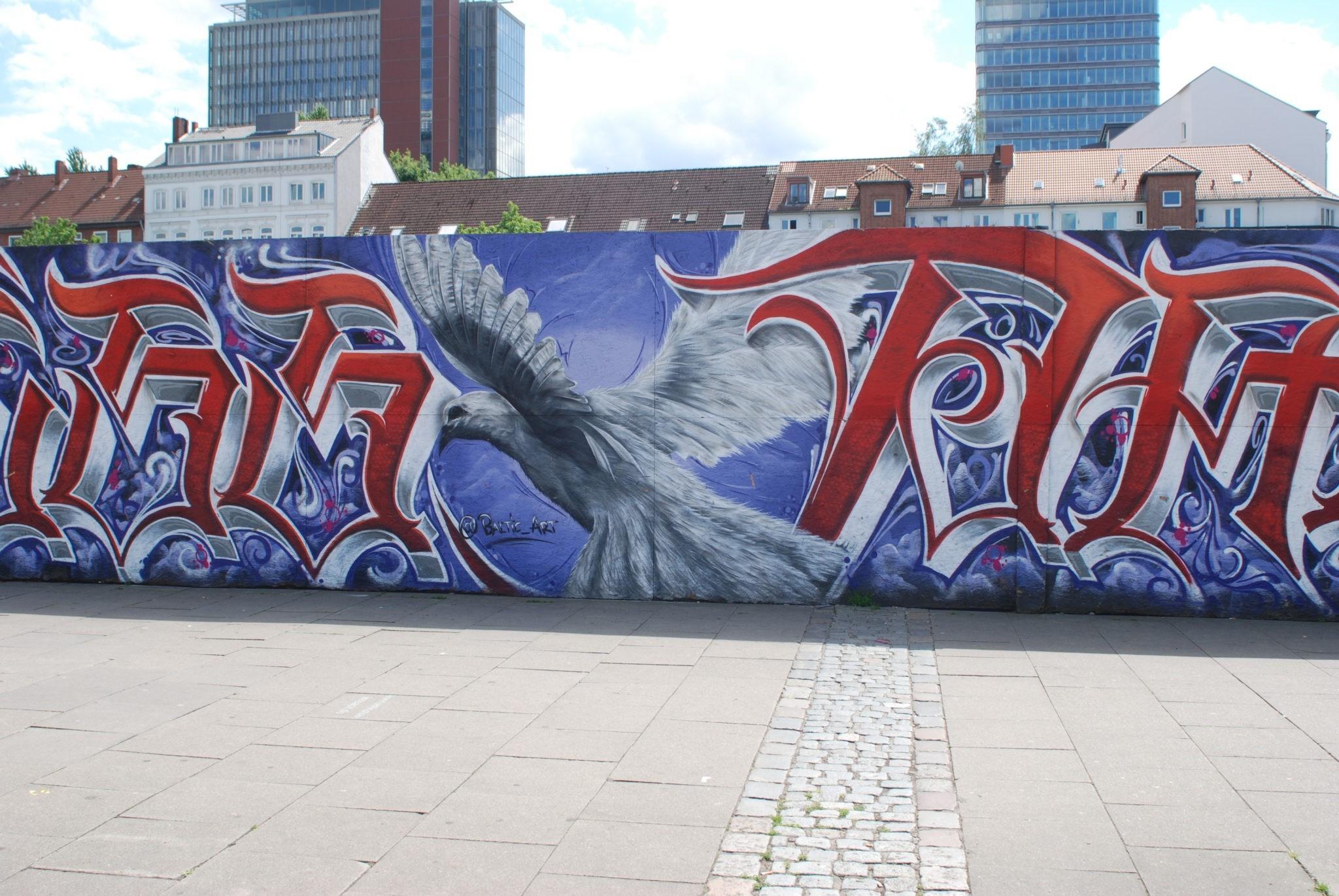 GRAFFITI-SPRAYER: VOM KAVALIERSDELIKT ZUM BERUF