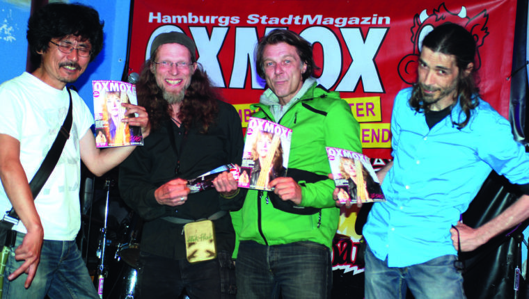 34. HAMBURG-BANDCONTEST: Die Halbfinalisten