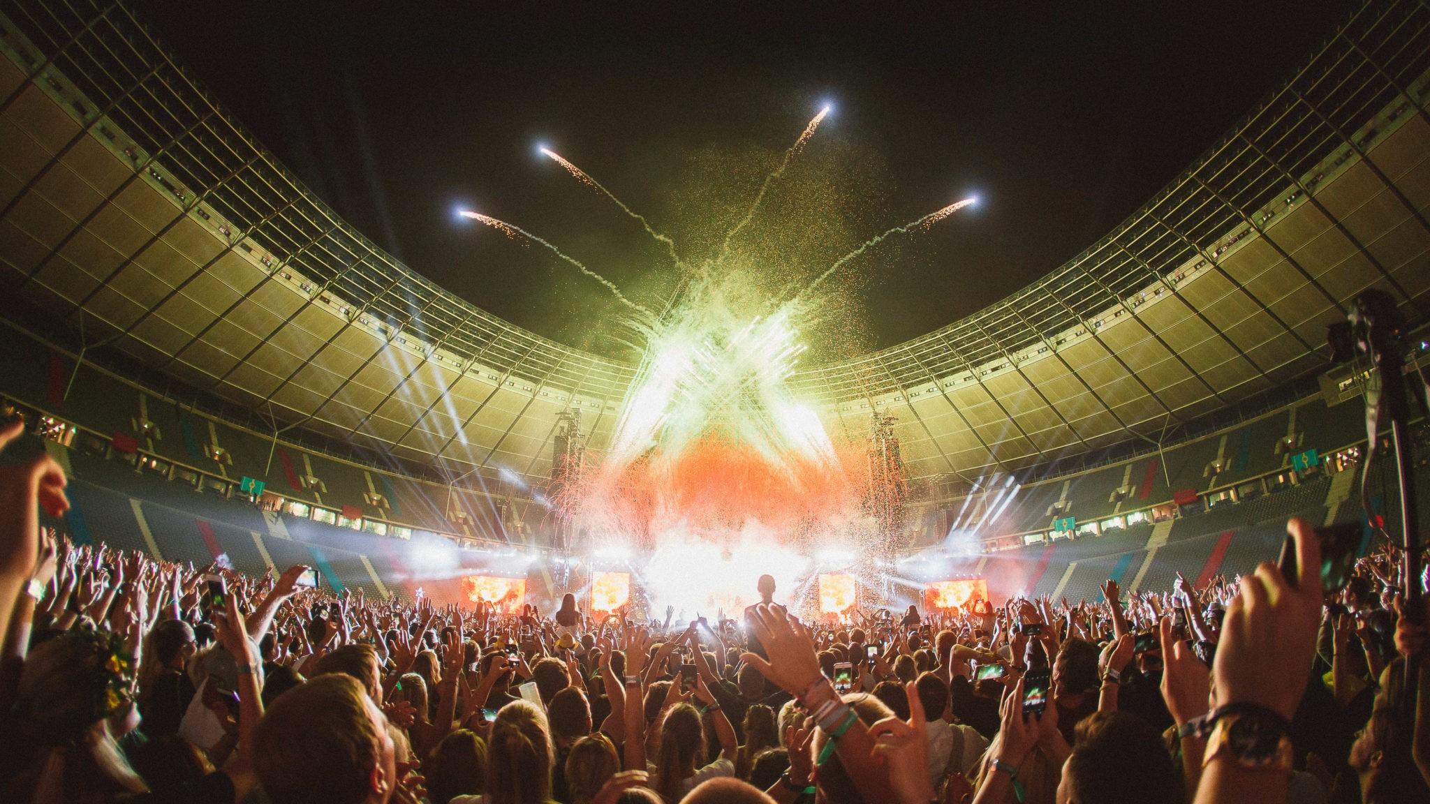 Lollapalooza CREDIT Stephan Fled - Die besten Festivals 2019 + Verlosungen!