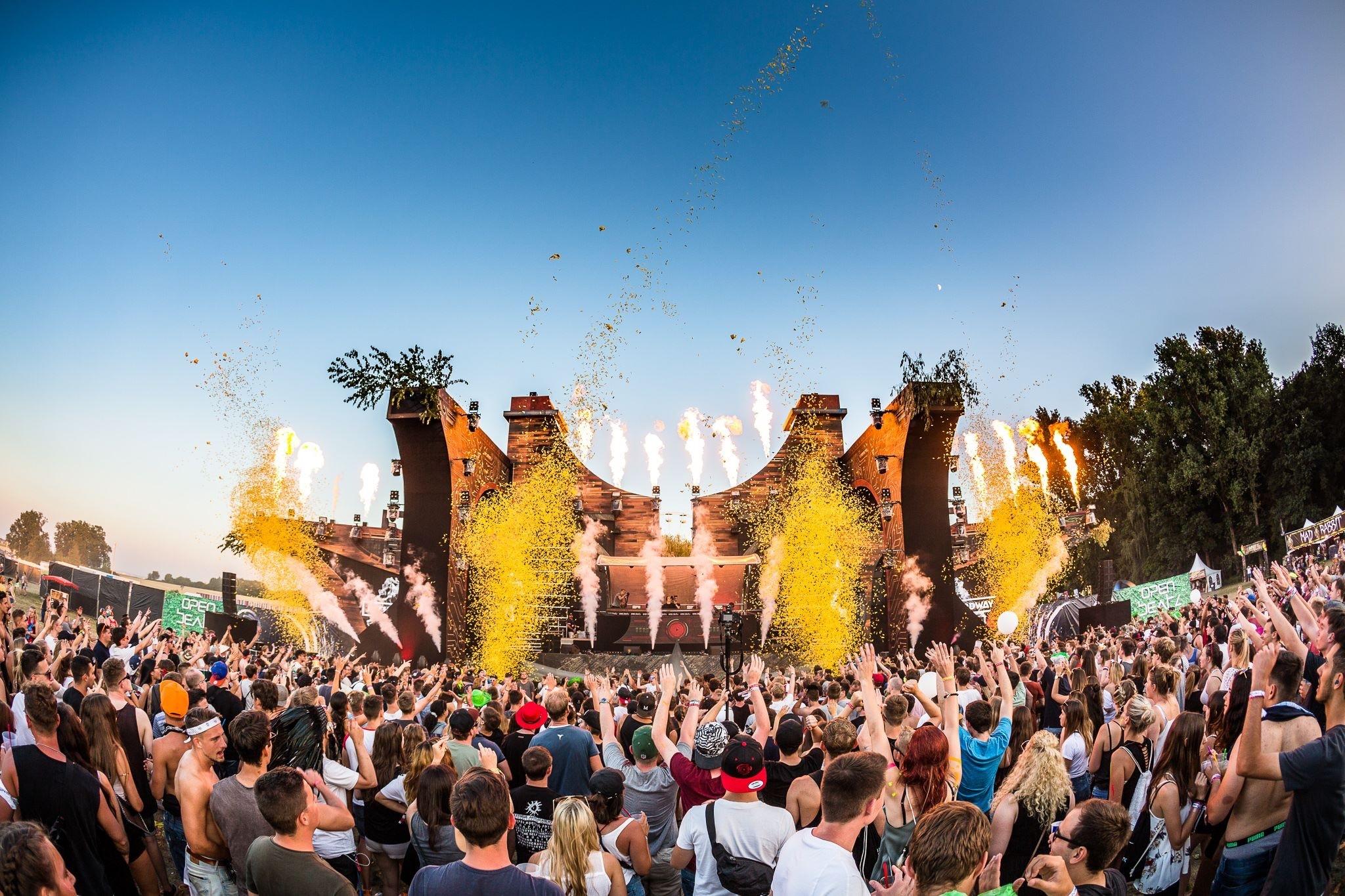 Open Beatz 2018 Main Stage Press pic - Die coolsten Festivals + Verlosungen