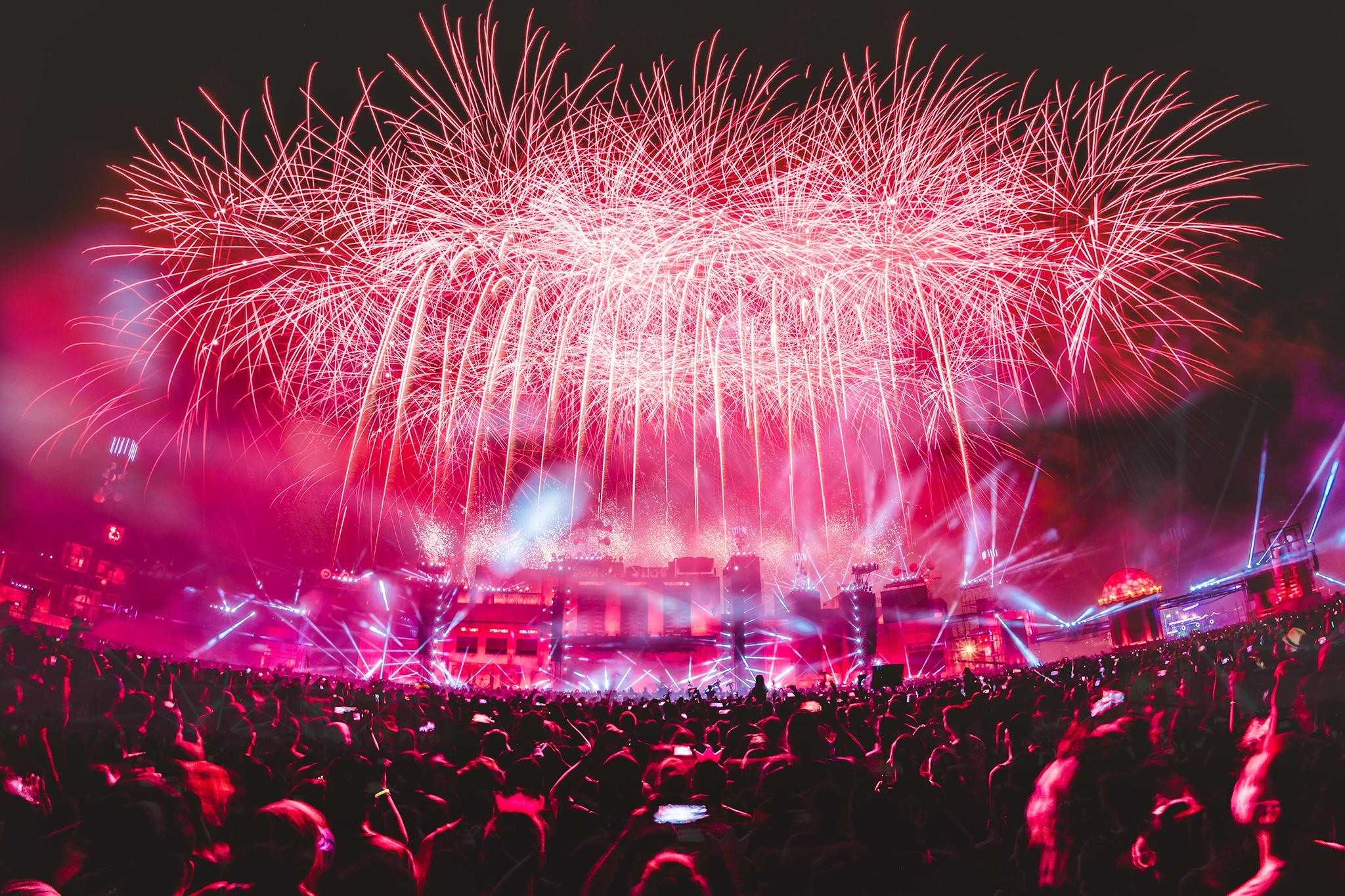 PV18 mainstage fireworks night ©Julian Huke - Dein Festival-Sommer + Verlosungen!