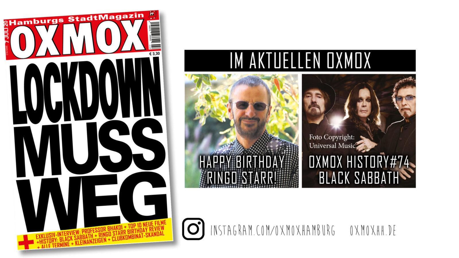 Das neue OXMOX ist da!