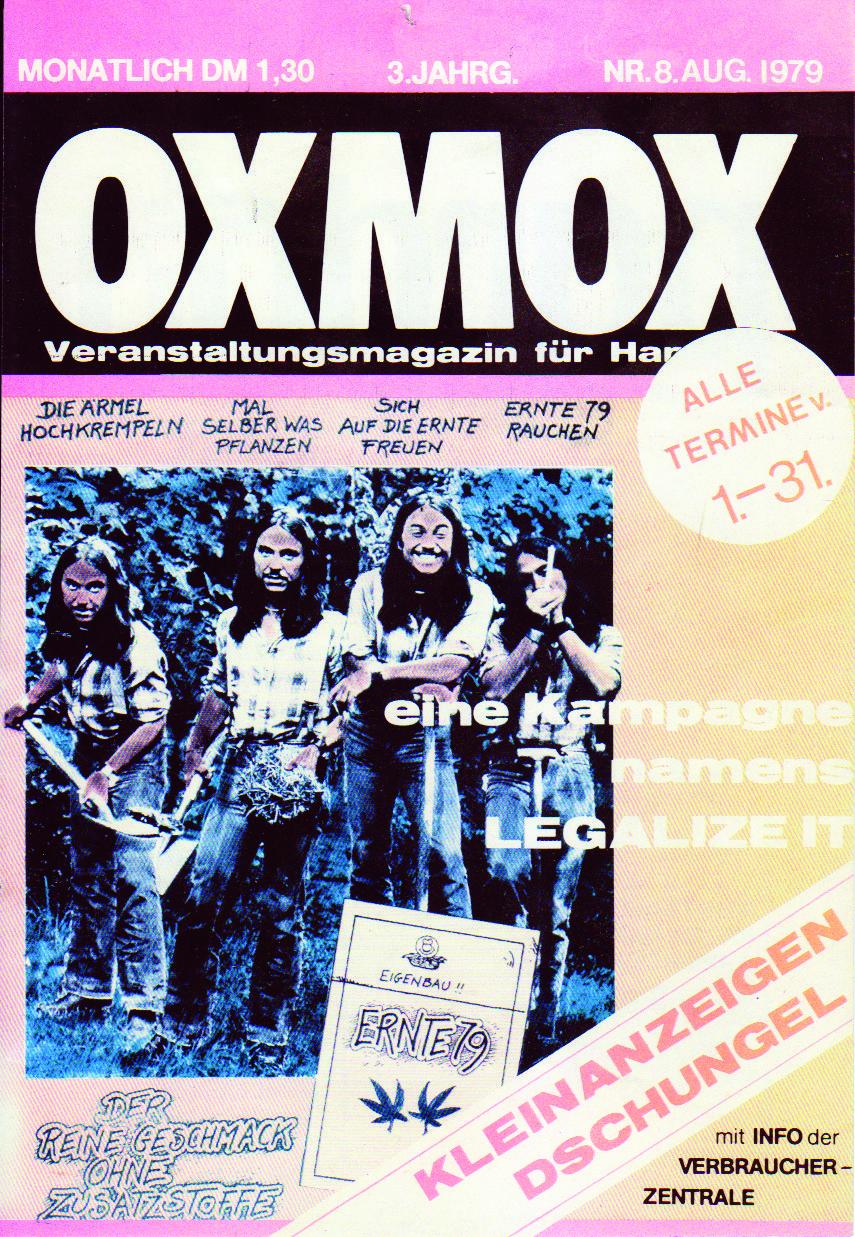 79.08 - DIE BESTEN OXMOX-TITEL AUS 500 AUSGABEN