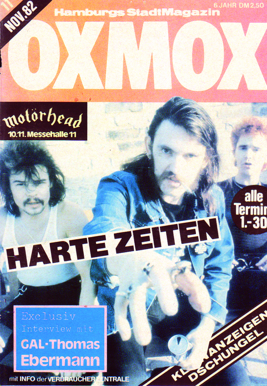 82.11 - DIE BESTEN OXMOX-TITEL AUS 500 AUSGABEN