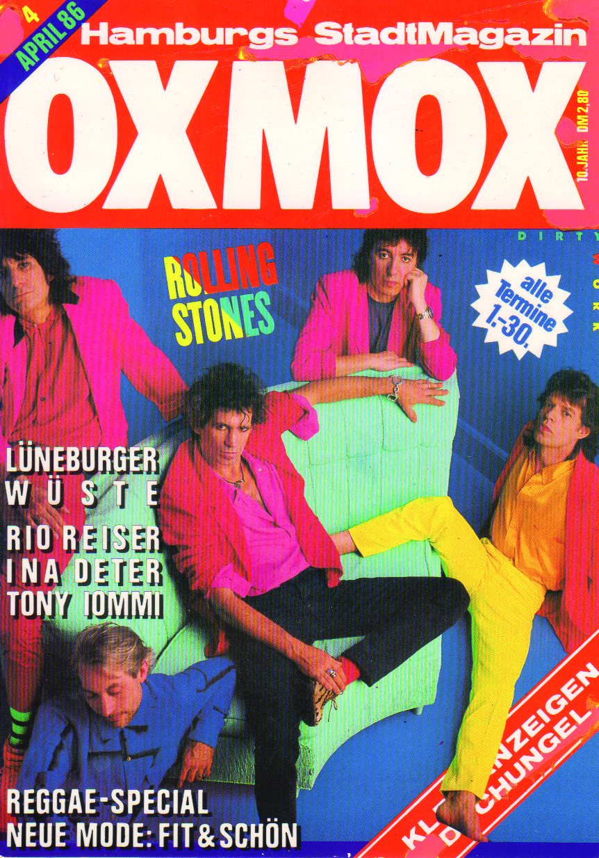 86.04 - DIE BESTEN OXMOX-TITEL AUS 500 AUSGABEN