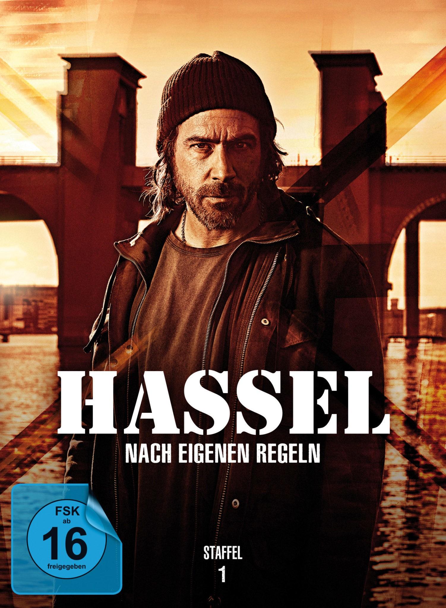 Hassel DVD 2DCover 01 - OXMOX VERLOST DVDS: HASSEL STAFFEL 1