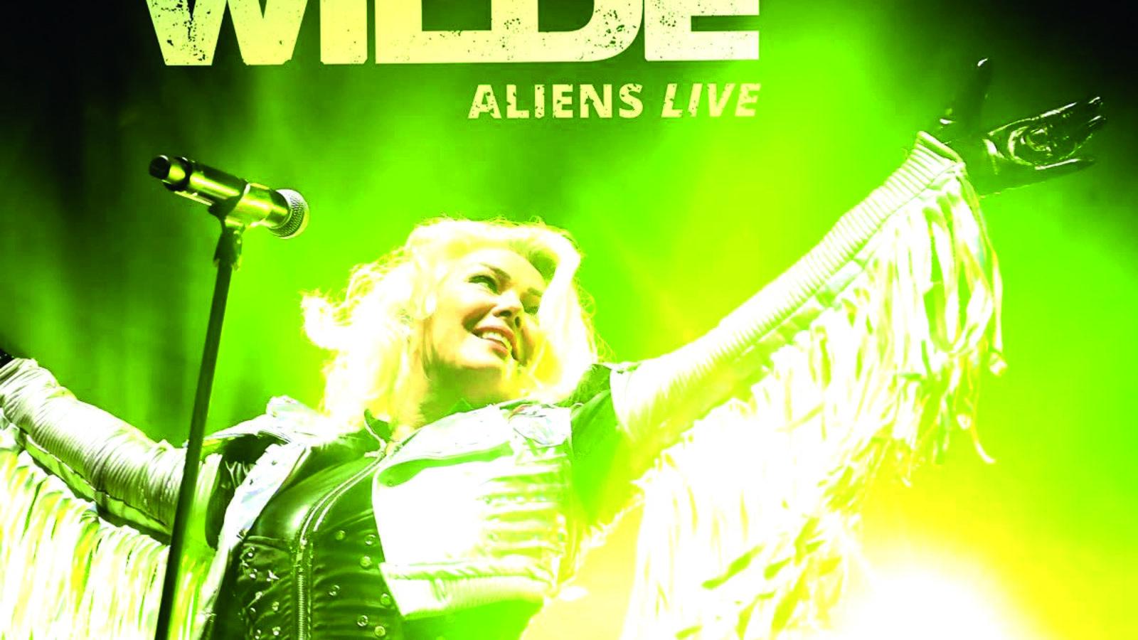 Kim Wilde - Aliens Live