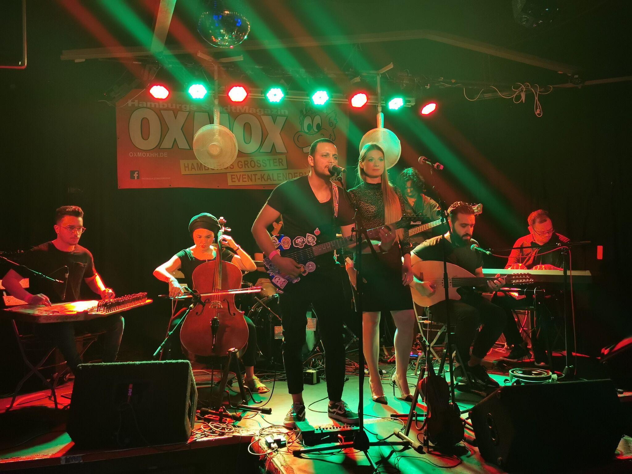 Mirage Band 8 - 34. HAMBURG-BANDCONTEST – DAS HALBFINALE (2/2)