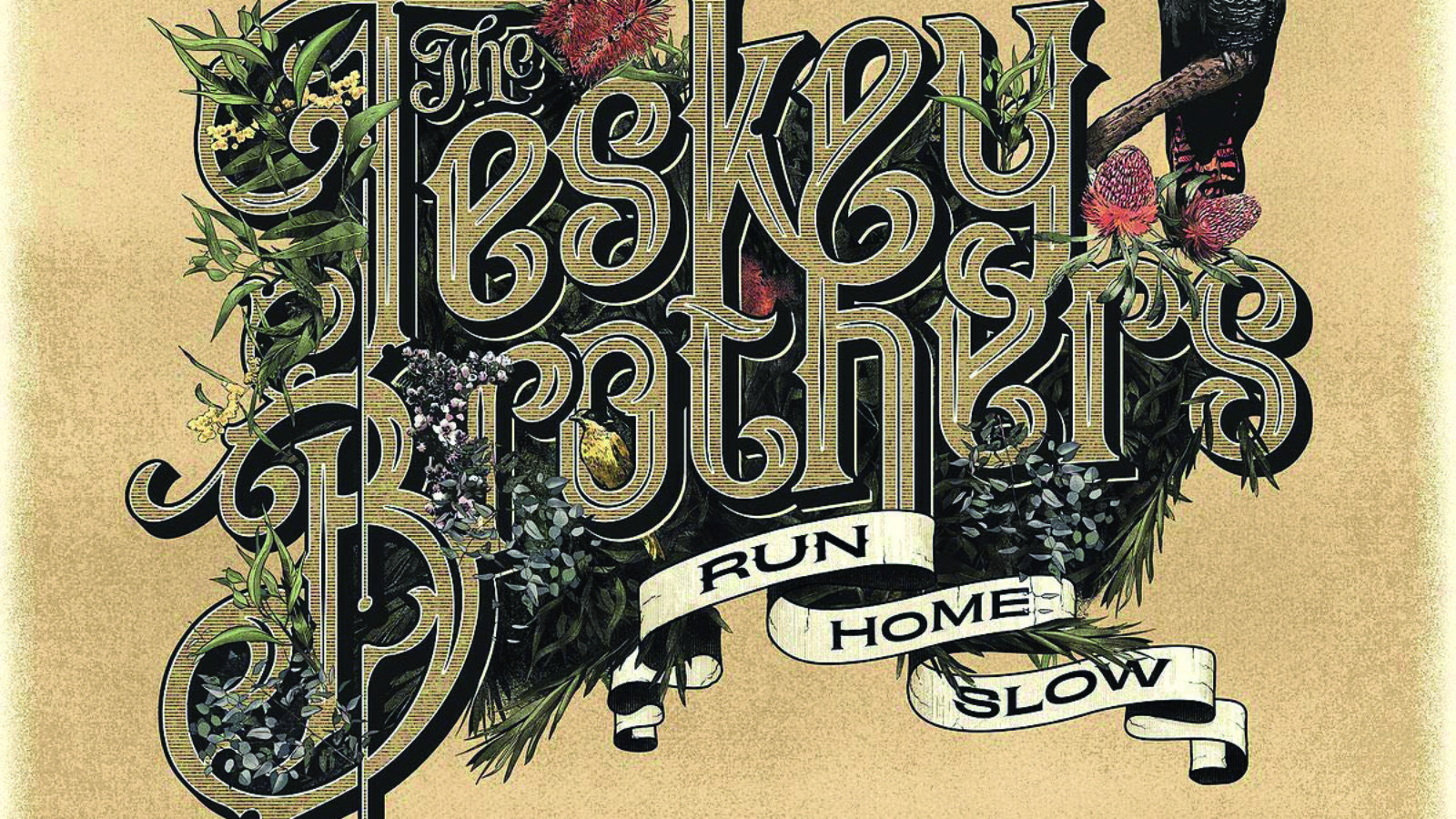 The Teskey Brother - Run Home slow