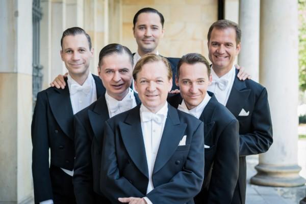 Comedian Harmonists Today c Kuno Rudolph e1569427651112 - Usedomer Musikfestival widmet sich im Länderschwerpunkt erstmals Deutschland