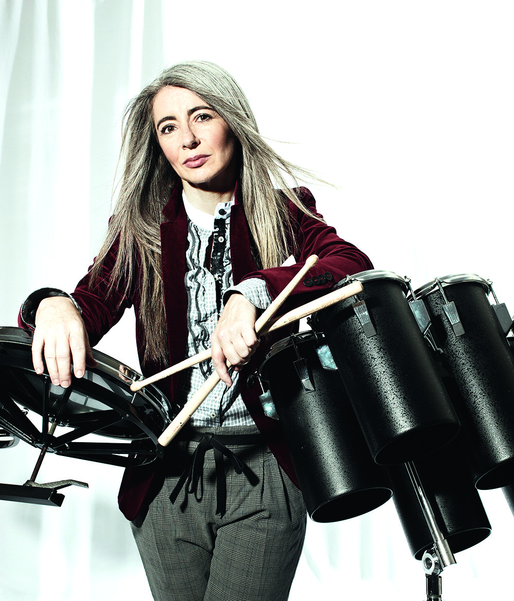 Evelyn Glennie - Konzert-Tipps (01.-06.10.)