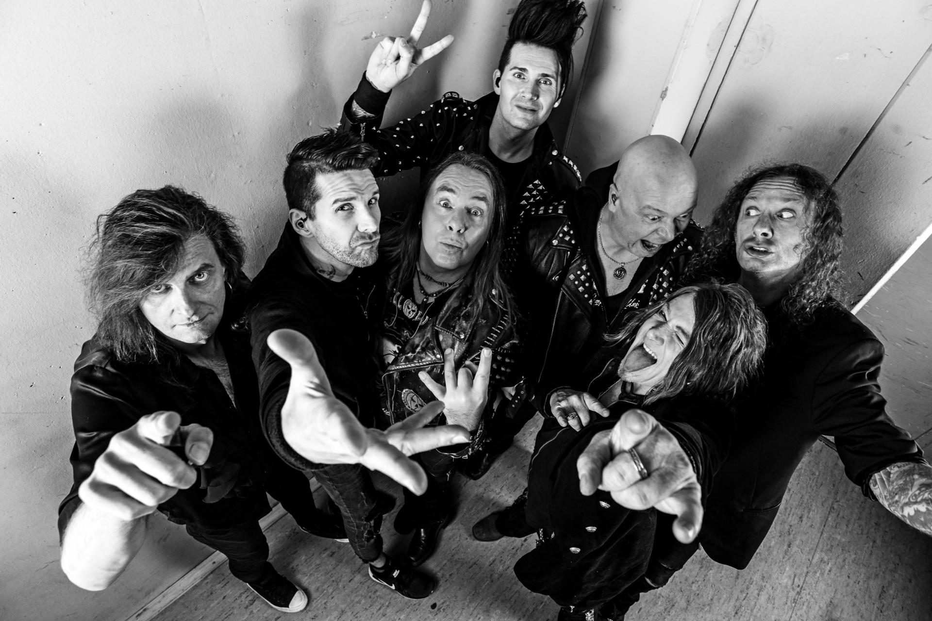 Helloween2019a - Helloween Interview mit Michael Kiske