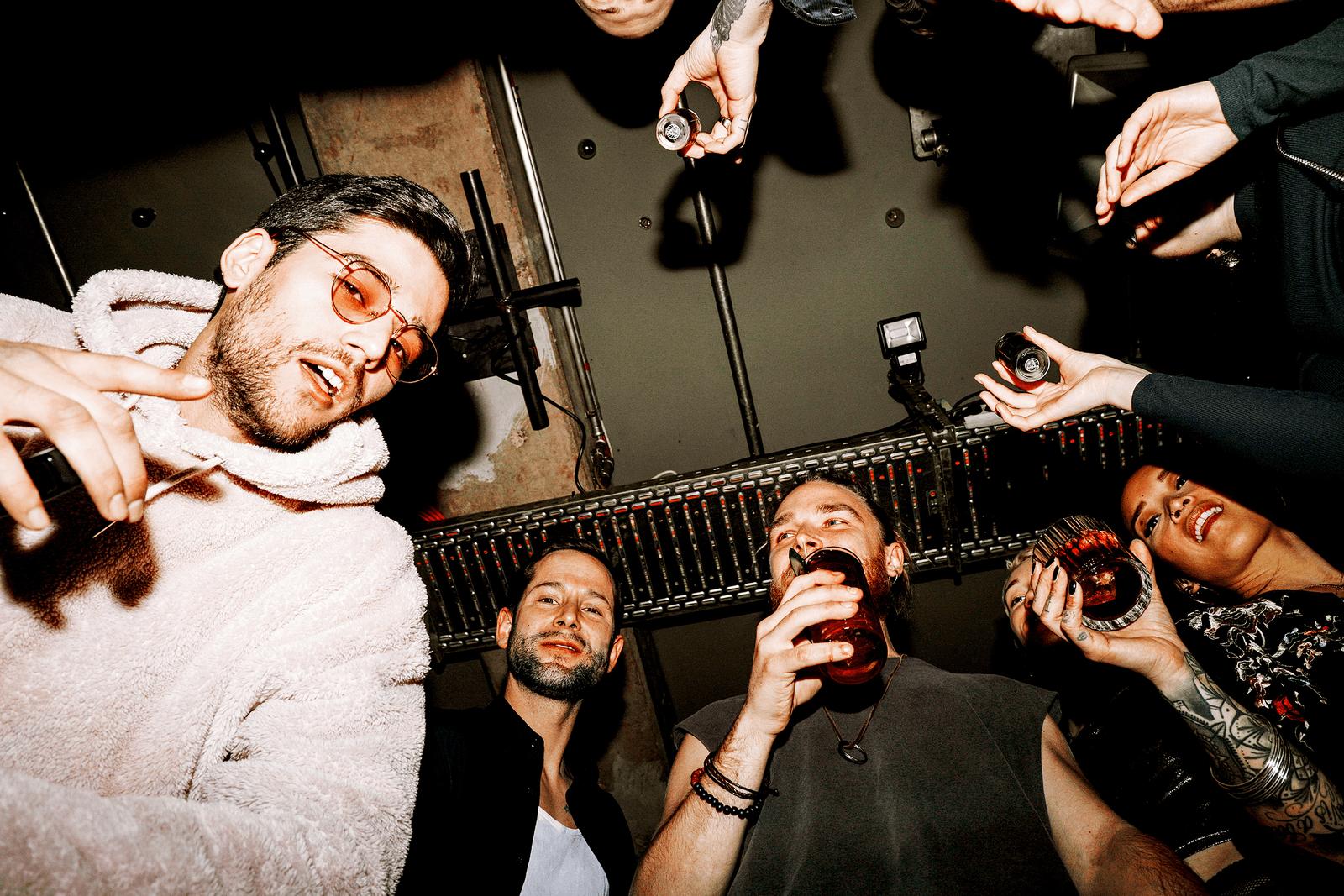 """Jaegermeister Tablesfor2 Mood 5 - Feiert mit den Besten! Das brandneue Clubkonzept """"Tables for 2"""" by Jägermeister"""
