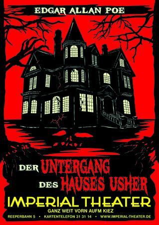 Usher Plakat A2 319x450 - Theater Tipps im Oktober