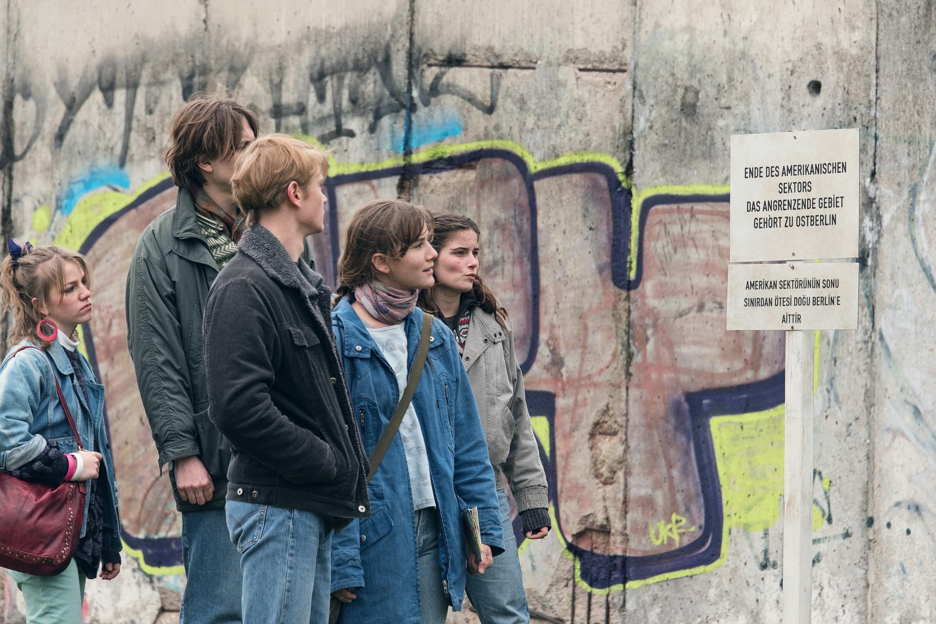 Zwischen uns die Mauer 3 - Filmtipps Oktober